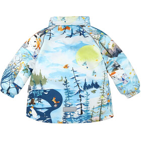 Reima Sukkula Jacket Toddler blue dream